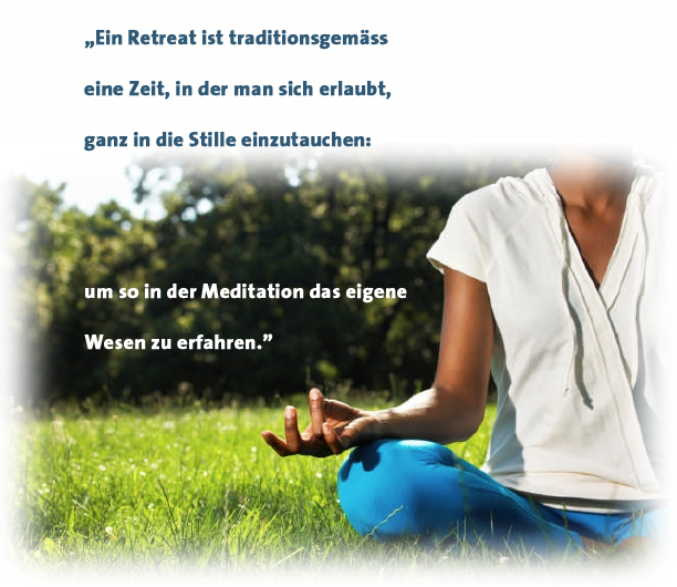 Meditation Retreats